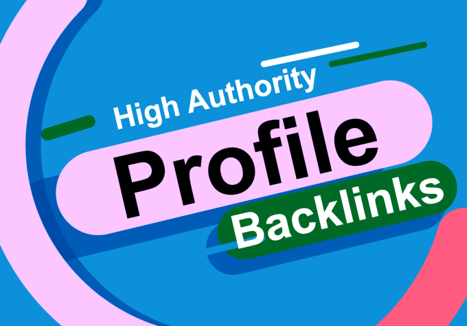 I will create 50 do follow profile backlinks with high da pa