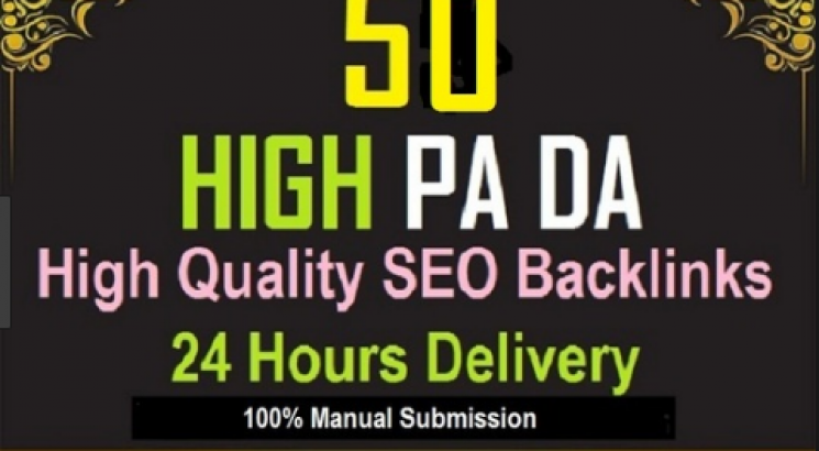 I will provide 50 high DA PA quality backlinks through my blog comment services