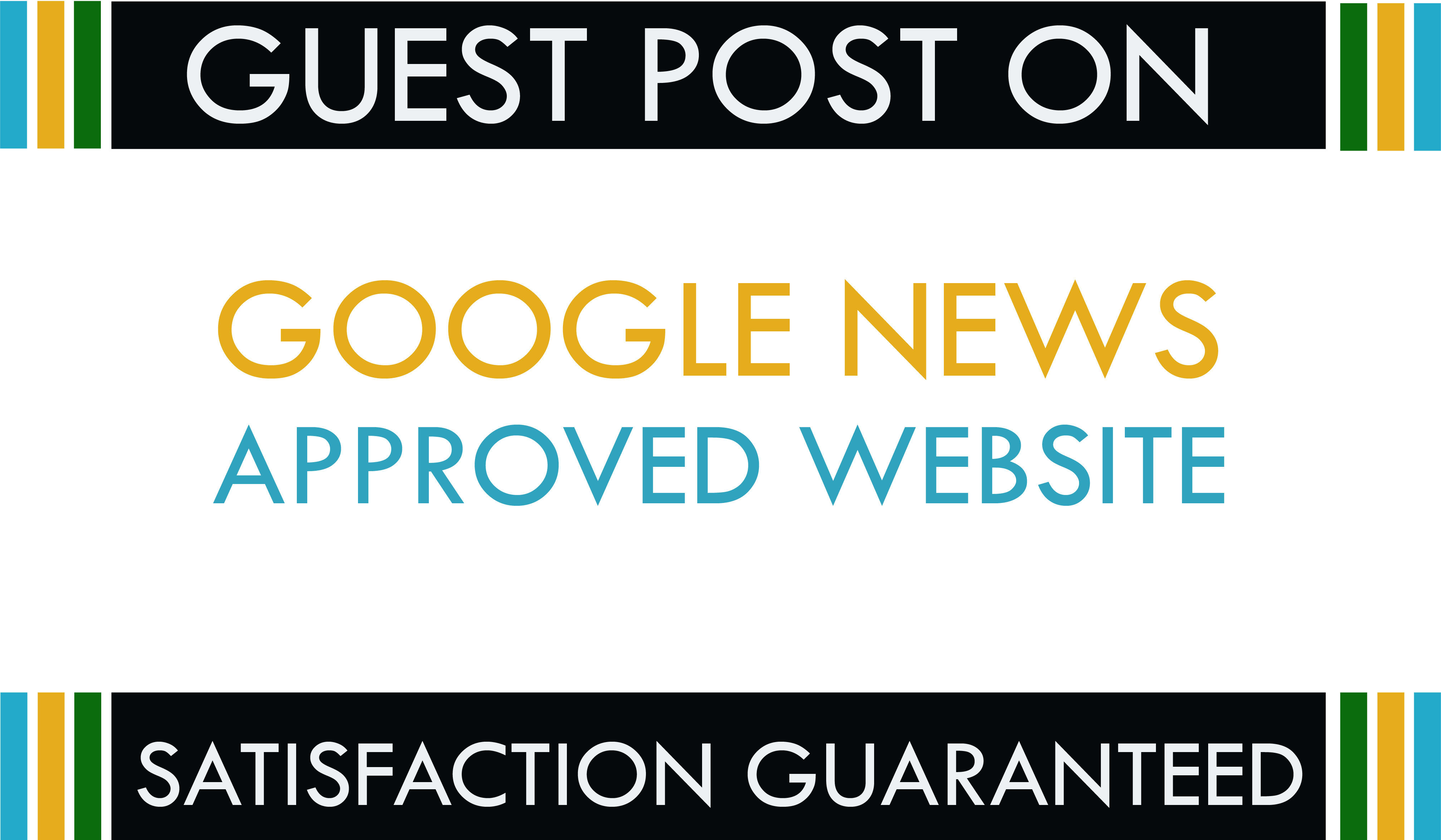 I will do guest post on my google news approved site