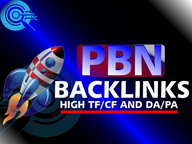 Build 12 High DA PA PBN Backlinks - Dofollow Quality Links