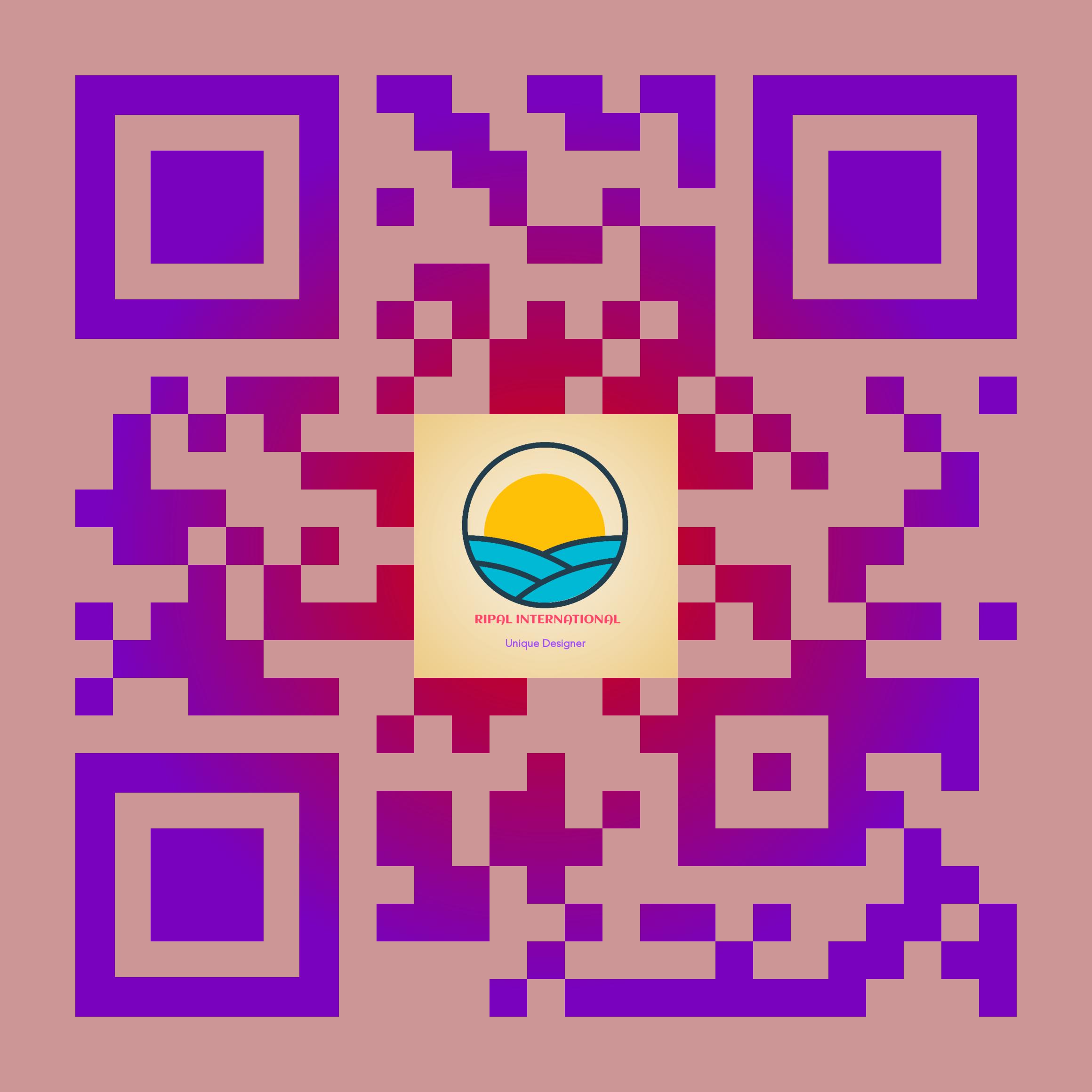 Professional and qualified QR code maker,  Logo designer