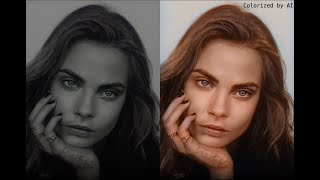 I will colorize your picture with higher quality