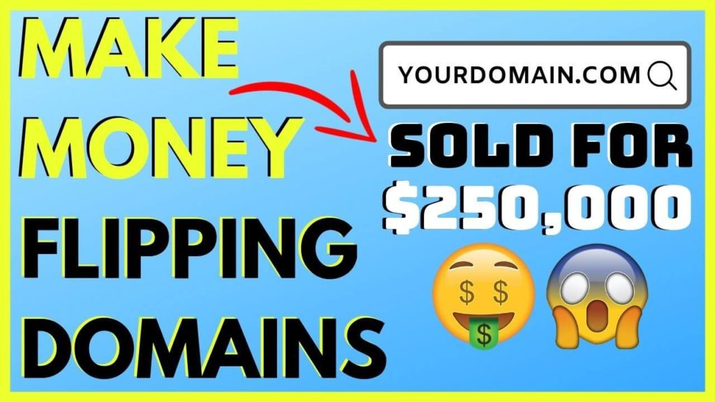 Amazing way to earn money with domains