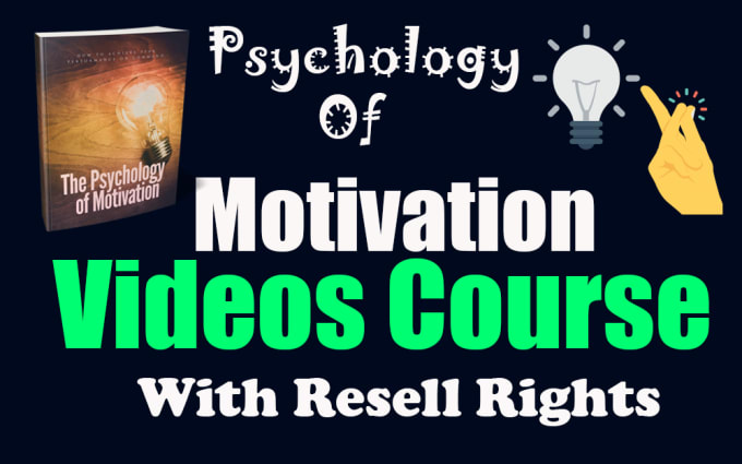 psychology of motivation professional video course
