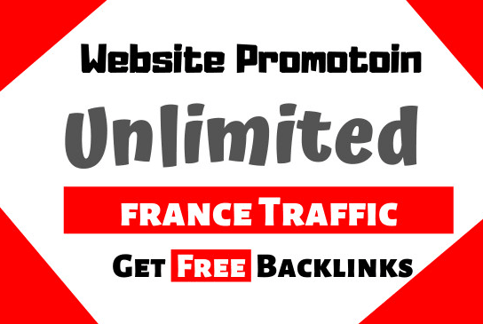 I will drive 5,000 france website traffic promotion