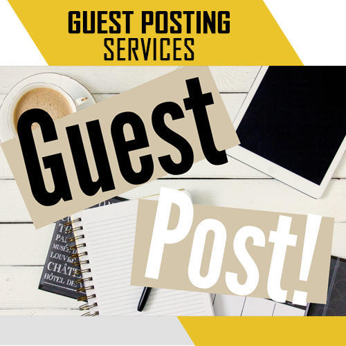 I will write and publish high DA guest post with backlinks