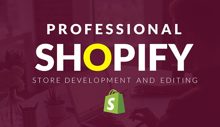 I will build top sales converting shopify dropshipping store