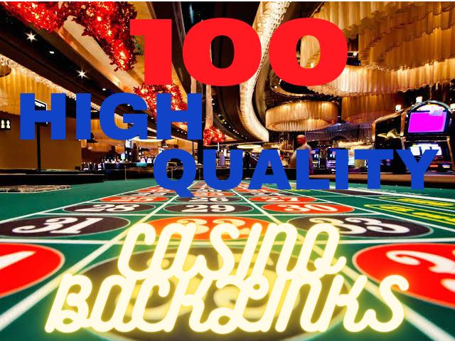 100 HIGH QUALITY permanent,  super powerful JUDI CASINO POKER GAMBLING PBN backlinks