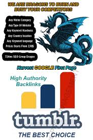 Latest 120 High Skyrocketed Tumblr Backlinks HIGHLY RECOMMENDED FOR FAST BOOST