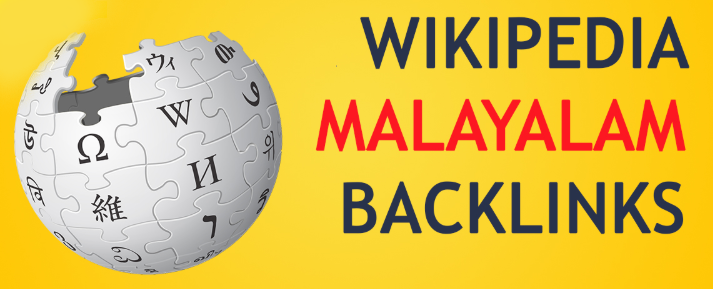 Powerful SEO Wikipedia Malayalam Backlinks for Help your website Promotion