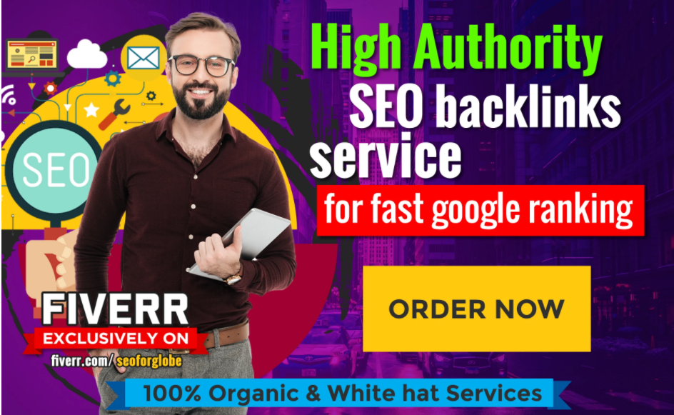 I will 1000 SEO backlinks white hat manual link building service for google top ranking