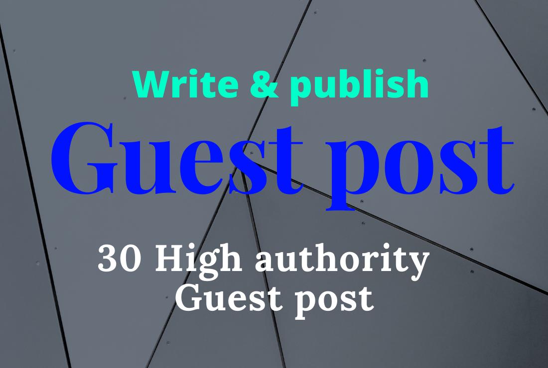Guest post,  High DA guest post,  Guest backlinks,  SEO