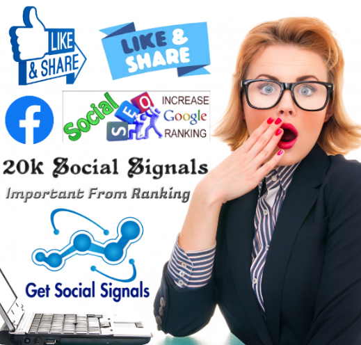 No1 Powerful Social Media Best Site 20,000 Social Signals Bookmarks Important For SEO