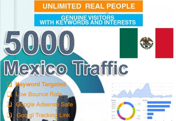Top Add Real 5,000 Google Research Worldwide Targeted Web Traffic From Mexico