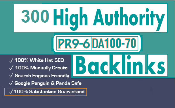 Build 300+PBN Backlink in your website hompage with HIGH DA/PA/TF/CF with unique websites