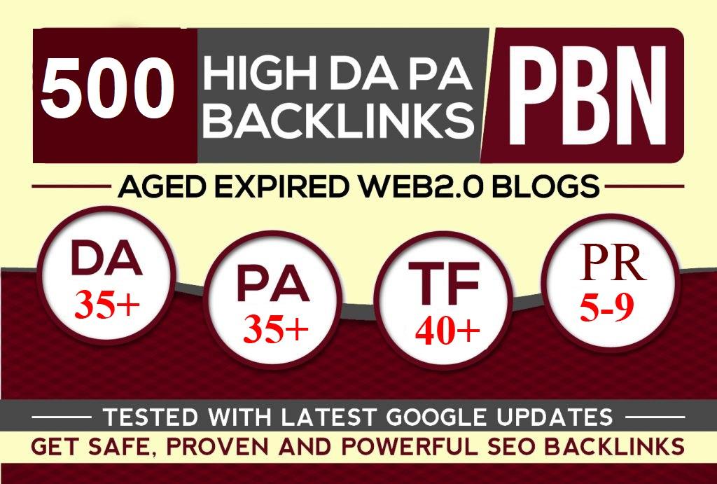 Build 500 CASINO/GAMBLING/POKER Web2.0 backlinks 1st Page Ranking