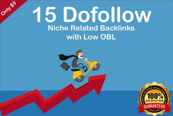 I Will provide you 15 manually do follow niche