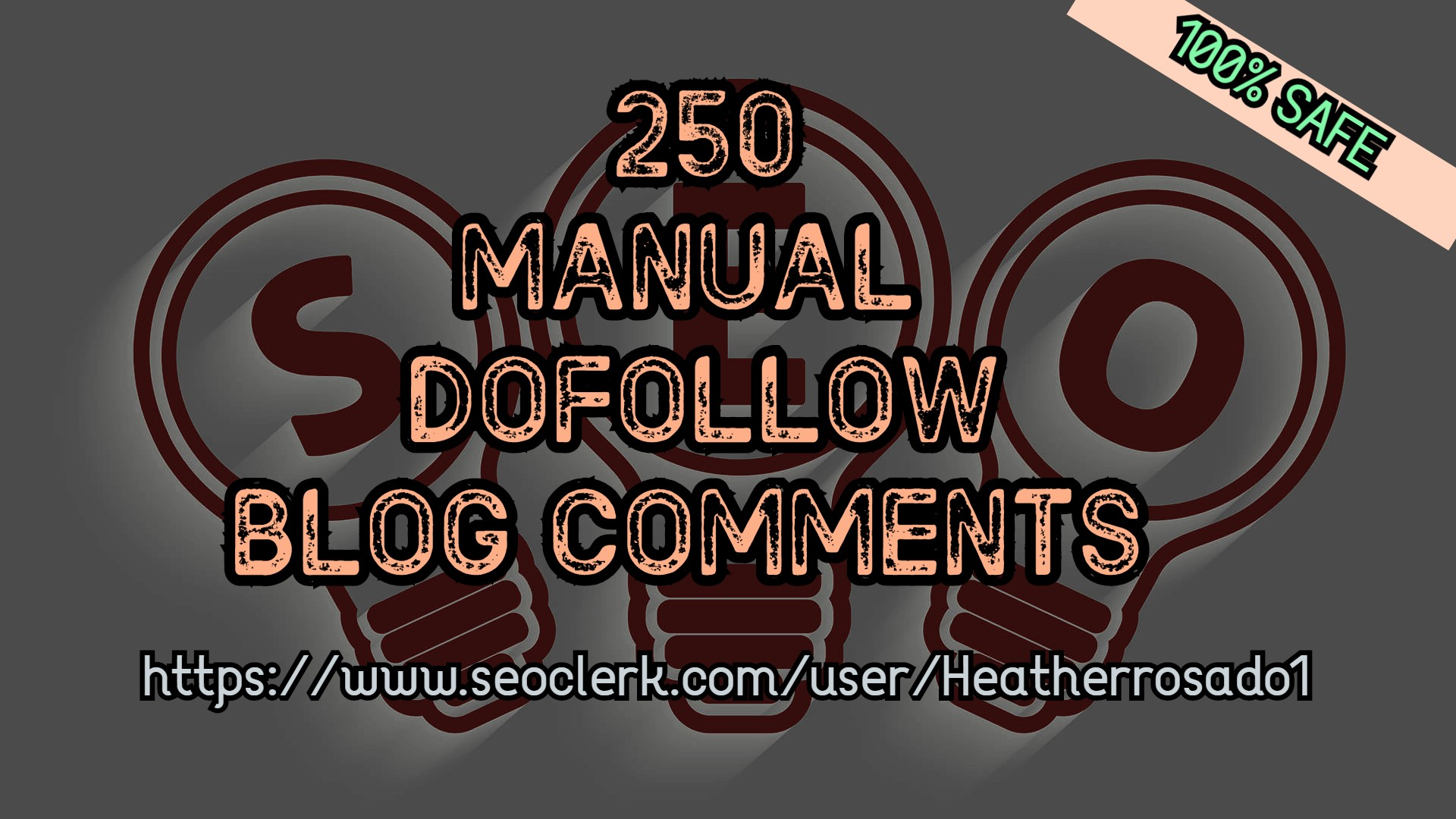 I will publish x250 Blog Comments For Your Website