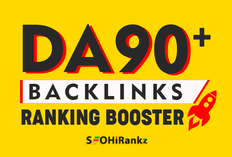 I will provide da 90 high quality seo backlinks via 301 redirect