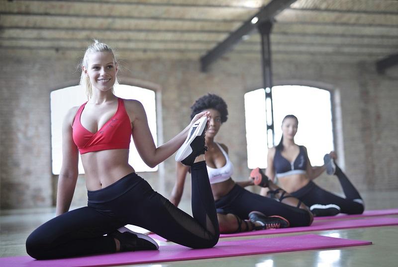 Female Fitness Book Beautiful Summer bodies