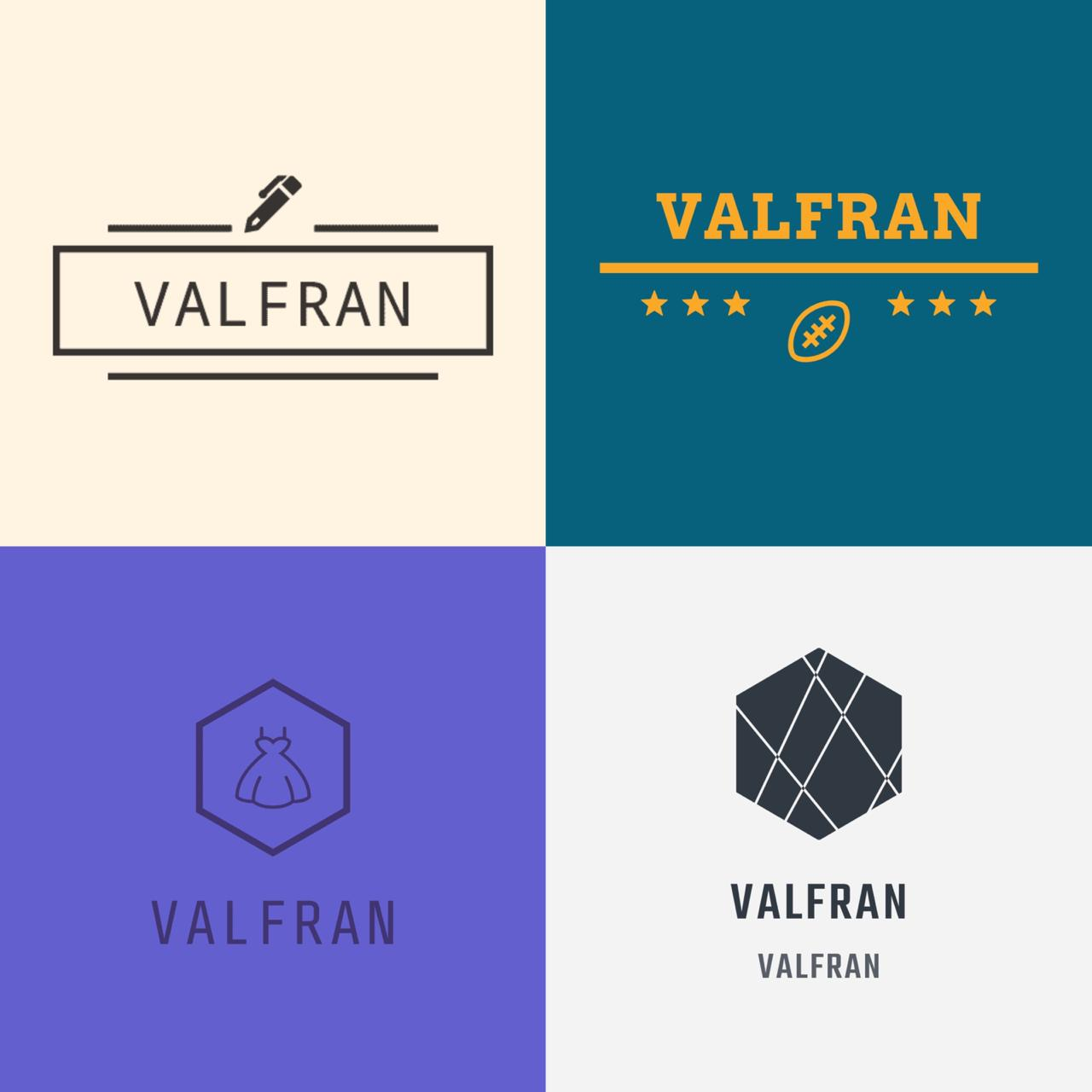 I'll design a proffesional and unique logo in 24 hours