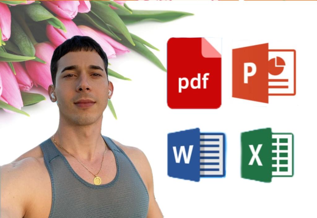 I will provide PDF conversion service