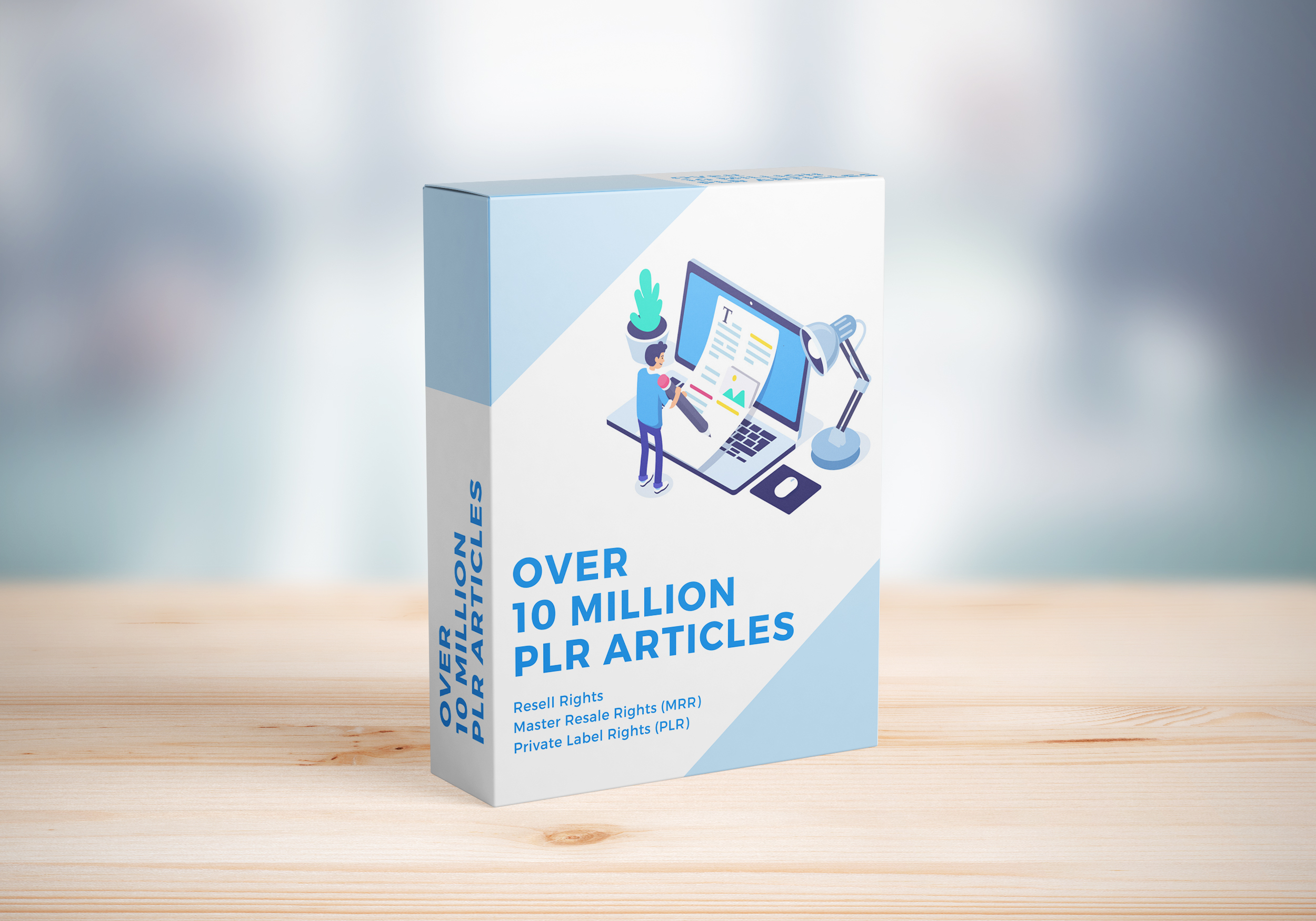I will Give you 10 Million PLR articles
