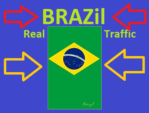 10,000 HQ BRAZIL Traffic Website Worldwide with Low Bounce Rate,  CPA AFFILIATE Offer PROMOTION