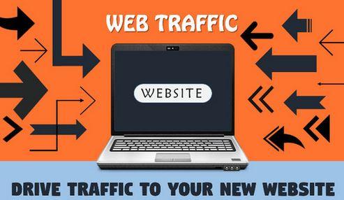Keyword Targeted ORGANIC Website Traffic