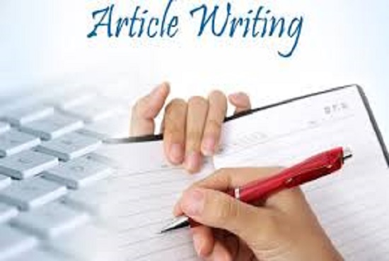I will write uniqie articles health and fitness or any topic articles and blog posts writing.