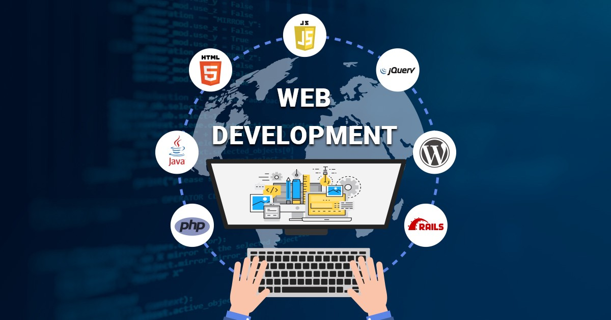 Web Development in making websites and mobile applications