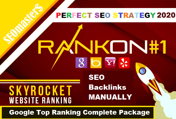 Highly Recommended - White Hat SEO Service Monthly Permanent Links Building Package