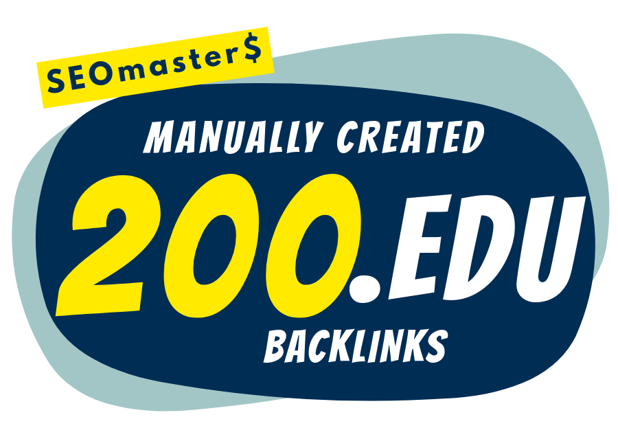 200 Manually Created EDU Backlinks From Top Rated Universities - 2020 Powerful Package