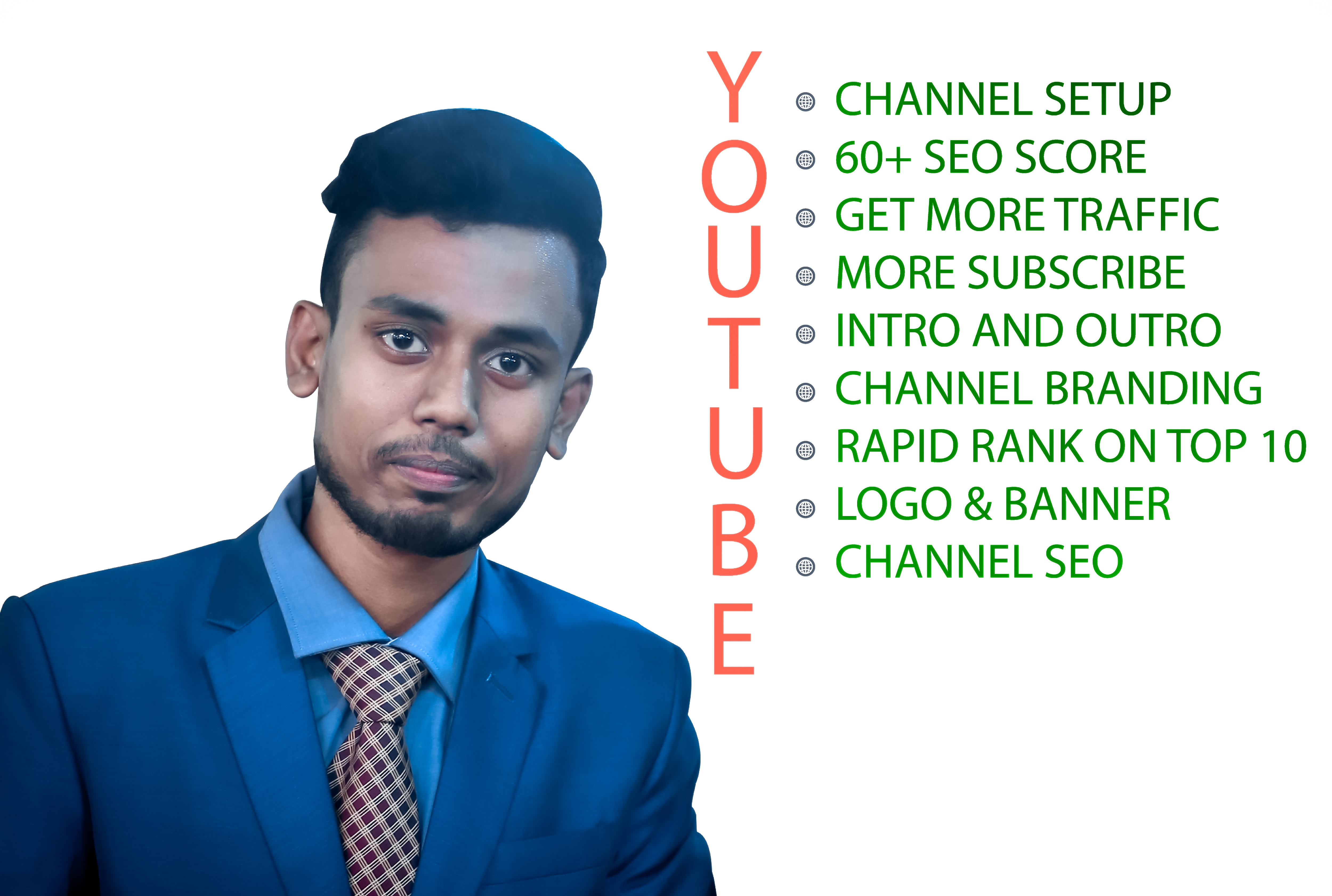 I will Do rank YouTube video fast and get on first page Seo