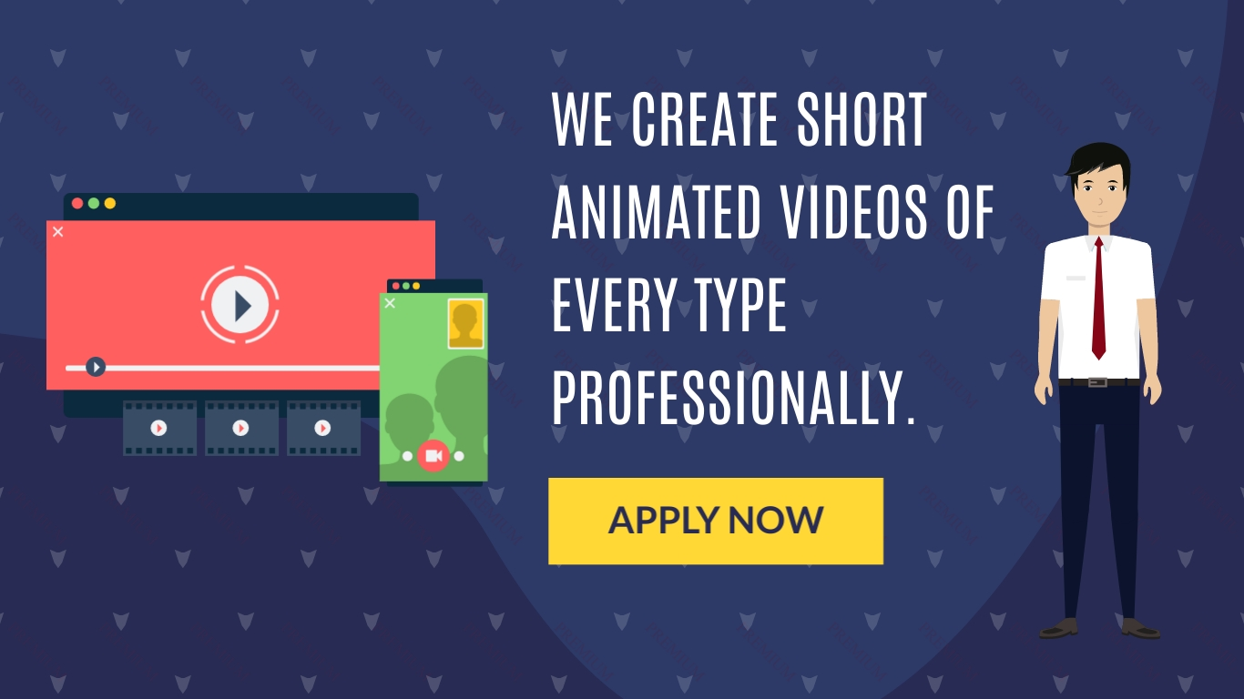 Professional Animated videos for work,  business and much more.