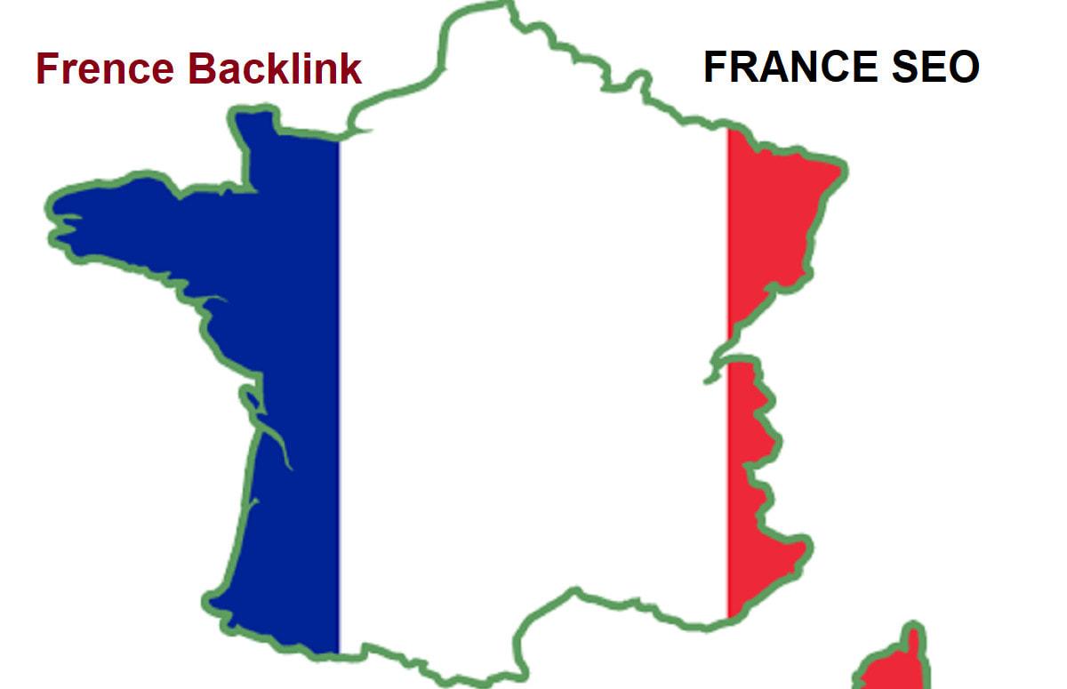Rank higher on google 10 french high pr trust flow france backlinks