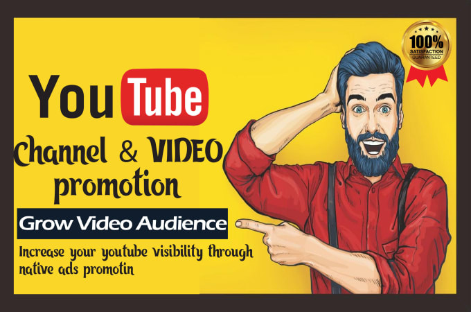 Organic video promotion and advertising viral marketing SEO ranking