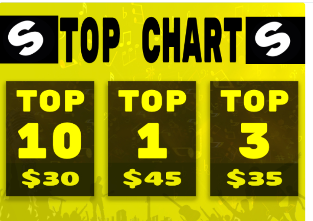 Guaranteed Top One Rank Your Spinnin Records Talent Pool Real Promotion for $30