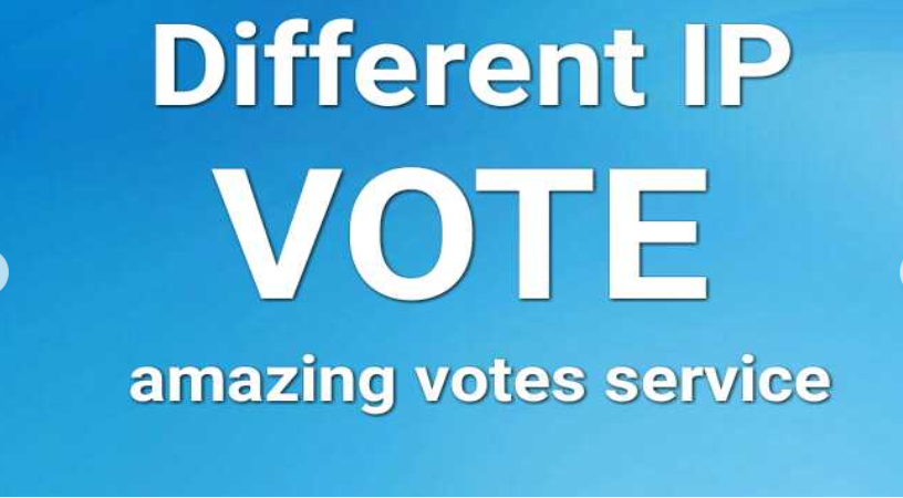 Amazing 500 Real Different IP's Votes IN Your Online Contest for $10