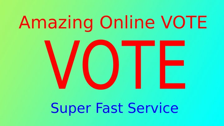 provide you to get 500 genuine IP votes poll by real people for $10