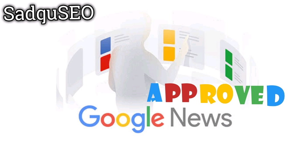 write and publish your article on GOOGLE NEWS APPROVED