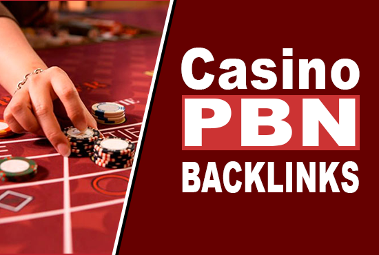 Get 20 permanent PBN backlinks Casino,  Gambling,  Poker,  Judi Related High DA websites