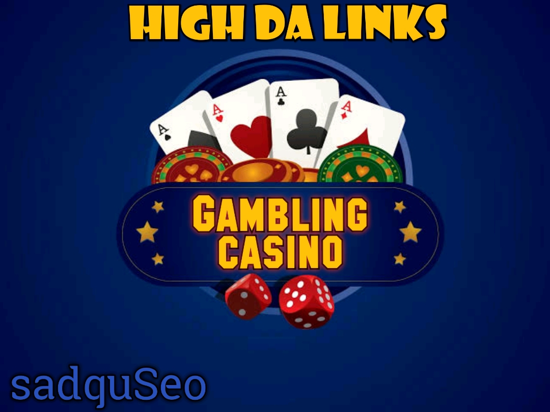Provide You 150 High Quality Casino,  Gambling,  Poker, Betting Related PBNs.