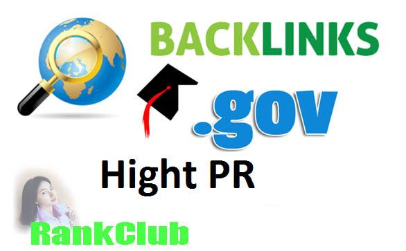 20 EDU GOV Authority Backlinks