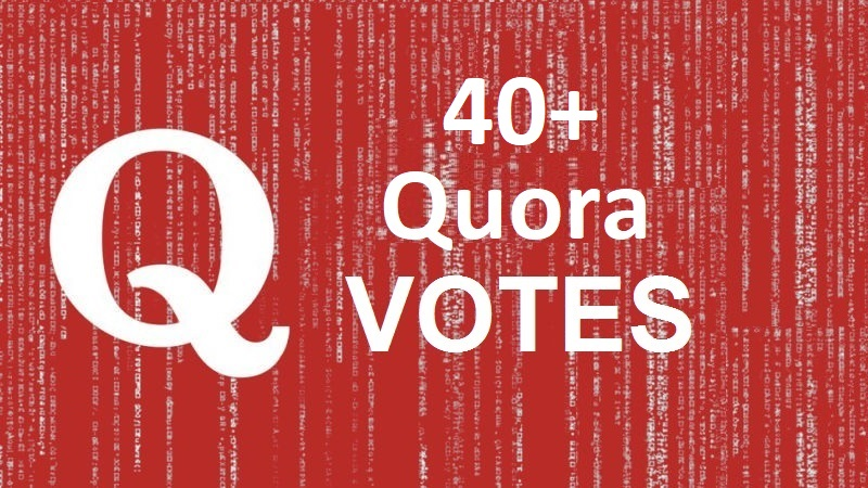 Give 40+ quora votes from different IP address