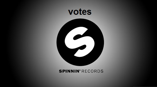 Promote 150 spinnin records talent pool votes