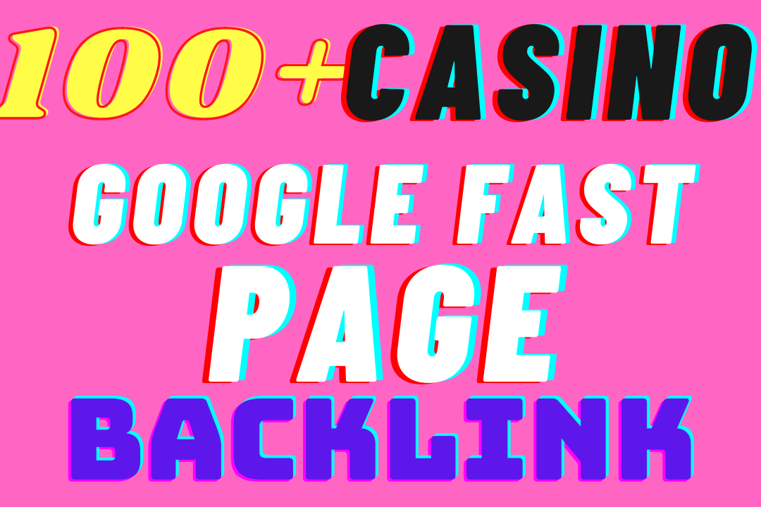 I will 100+ Casino PBN gambling poker HQ backlinks google rank