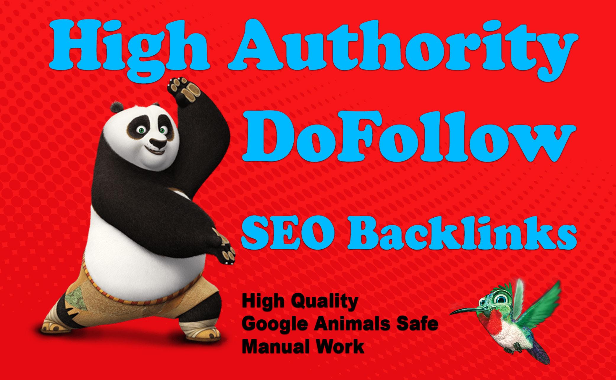Add create da 25 dofollow seo backlinks