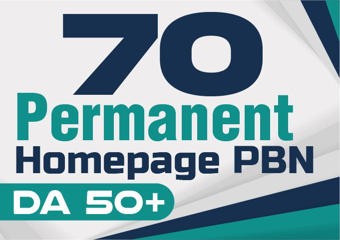 HIGH DA PA 50+ CF TF 30+ Homepage Permanent PBN - Extreme Metrics And Results