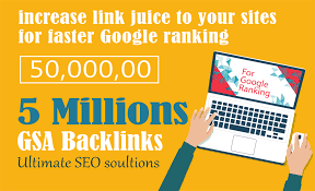 I will create 5 million live backlinks for your website